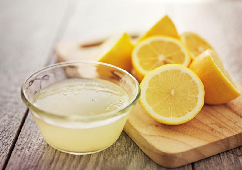 Linguine al limone